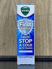VICKS FIRST DEFENCE NASAL SPRAY SOLUTION 15ML