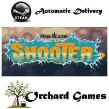 PixelJunk Shooter  : PC MAC LNUX :  Steam Digital Download : Automatic Delivery
