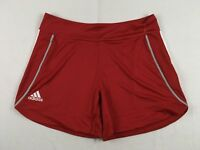 NEW adidas - Red Poly Shorts (XL)