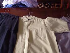 Men's Shirts Lot Of 2 Club Room Linen , Joseph And Lyman Linen
