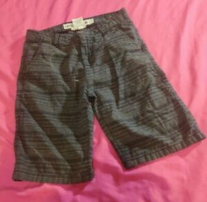 Boys Distortion Shorts Size 8