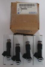 NEW  GM OEM INJECTOR  Part #89060563  (4) Injectors per box