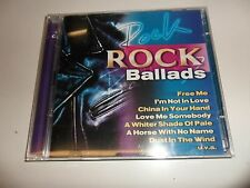 Cd  Rock Ballads von Various, Tina Turner, America und Paul Young