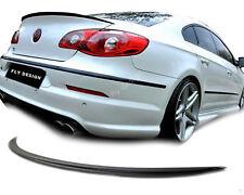VW CC Heckspoilerlippe Passat Spoiler SLIM Tuning Kofferraumlippe R line Bodykit