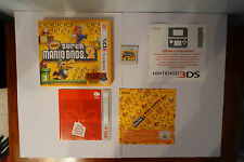 New Super Mario Bros 2  Nintendo 3DS original genuine box pin  EUR 3075