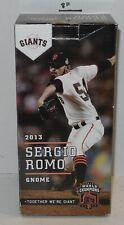 2013 Sergio Romo GNOME SGA Bobblehead MLB San Francisco Giants