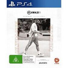 Fifa 21 Ultimate Edition P4 + iPhone 5 Case Liverpool (no pegi english cover )