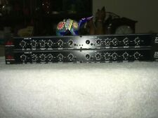 Dbx 234 2 or 3 way stereo or 4 way electronic crossover