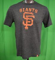 Majestic MLB Mens San Francisco Giants Baseball Shirt NWT $32 M