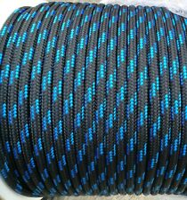 10mm Poly Rope Braided Polypropylene Cord Yacht Boat Sailing Camping Price Per M