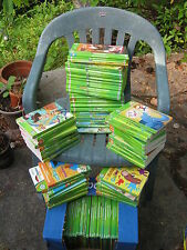 YOU PICK! Lot Of 111+ LeapFrog TAG Reading System Books DISNEY PIXAR NICKELODEON