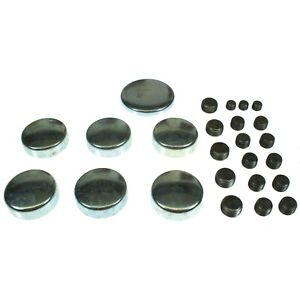Melling MPE-275R Big Block Chevy Gen 5+6 Engines Steel Expansion Plug Kit