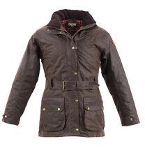Abrigos y chaquetas de mujer de color principal marrón talla L