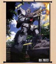 "8""*12""Home Decor Japanese Anime GUNDAM SEED Cosplay Wall Poster Scroll GU17"