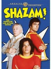 Shazam Complete Live Action Series 0883316652510 With Michael Gray DVD Region 1