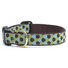 New NWT Fun & Fancy Dog Puppy Up Country Honeycomb L Wide Collar High Quality