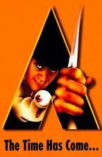 A Clockwork Orange Movie Poster 11x17 E Malcolm McDowell Patrick Magee Adrienne