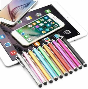 5 x Aluminium Touch Screen Stylus Pen for iPhone iPad Tablet Samsung Android