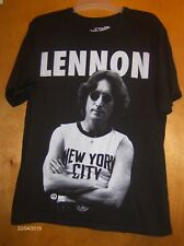 Ladies John Lennon Shirt Size L