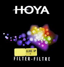 Hoya 67mm Close Up +4 Macro Lens Filter - New UK stock.