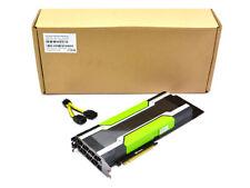 NVIDIA TESLA M40 24GB GDDR5 PCI-E 3.0X16 GPU ACCELERATOR GRAPHICS CARD W/ CABLE
