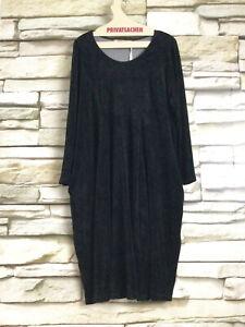 cocon.commerz PRIVATSACHEN UNTERFUTTER Kleid aus SILKNICKY in schwarz Gr. 3