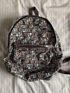 Roxy Sugar Backpack Multi Logo