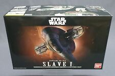 Star Wars plastic model kit 1/144 scale ver. Slave I Bandai Japan NEW ***