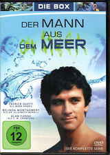 The man from Atlantis , complete Series - 4 Discs Edition , new , Patrick Duffy