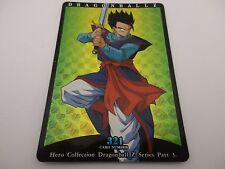 Carte DRAGON BALL Z DBZ Hero Collection Part 3 N°321 Prism - AMADA 1995 Jap