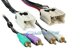 PREMIUM SOUND SYSTEM AMP INTEGRATION CAR STEREO RADIO WIRE HARNESS CABLE BOSE