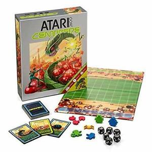 Centipede Board Game Card Game Atarti 2600 IDW 2-4 Players - Brand New / Sealed