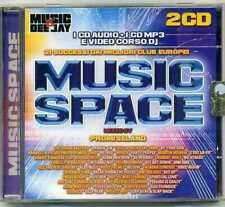 MUSIC SPACE Mixed Promiseland Compilation 2 CD + mp3 videocorso DJ