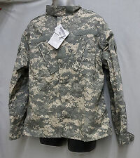 US ARMY COMBAT UNIFORM TOP SHIRT ACU INSECT GUARD NEW NEVER USED SIZE MR