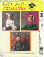 M 9455 sewing pattern MOUSE BUTTERFLY SUNFLOWER sew TOM ARMA Costume child 2,3,4