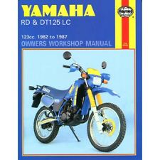 Manual Haynes for 1983 Yamaha RD 125 LC Mk 1 (10W)