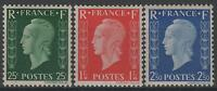 "FRANCE STAMP TIMBRE 701A/C "" MARIANNE DULAC SERIE TYPE I "" NEUFS xx TTB  N183"