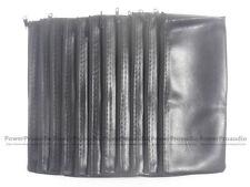 10pcs Black Zipper Microphone Mic Pouch Bag fits FOR SHURE SM57 Beta 57A BETA58