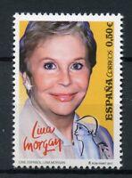 Spain 2017 MNH Lina Morgan Spanish Cinema 1v Set Actors Celebrities Stamps