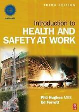 Introduction to Health and Safety at Work, Third Edition: The Handbook-ExLibrary