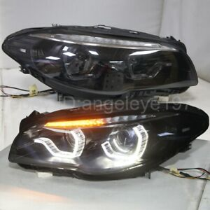 LED headlights For BMW F10 F18 520 525 530 535i LED Front Lamps 2011-2013 Year