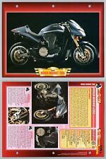Munch Mammut 2000 - 2000 - Superbikes - Atlas Motorbike Fact File Card