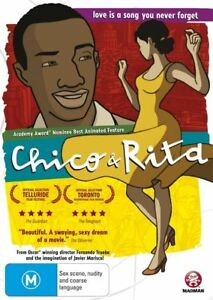 Chico & Rita (DVD, 2013)  BRAND NEW REGION 4  (c2)