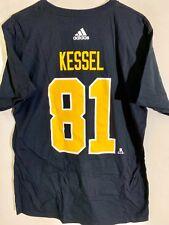 adidas  NHL T-Shirt Pittsburgh Penguins Phil Kessel Black sz L