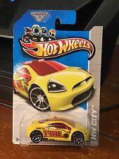 2013 Hot Wheels HW City Mitsubishi Eclipse Concept Car #18