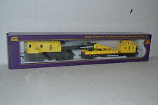 IHC Boston & Maine Crane Car with Boom Tender Ho Scale M3567
