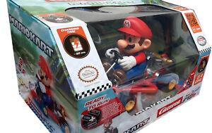 Kart Nintendo Mario Romote Control Racer Cart Carrera RC Includes Batteries New