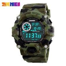 Skmei S SHOCK Men's Sport Digital watch Military Army Wrist Watch