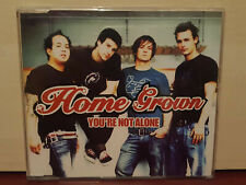 Home Grown - You're Not Alone - CD Single - 3 Tracks