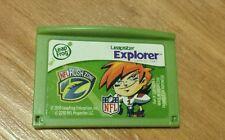LEAP FROG Explorer LeapPad Games - NFL Rushzone